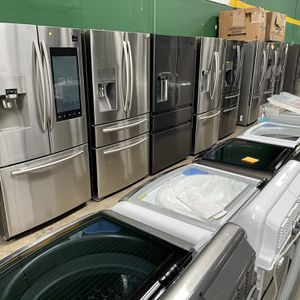 🔥TRUCKLOADS APPLIANCES FOR SALE🔥 WE HAVE BIG SALE for Sale in San Antonio, TX