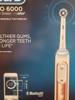 Oral B electric Toothbrush for Sale in Georgetown,  TX