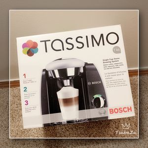 TASSIMO Coffee Tea Machine T46 Keurig for Sale in Mill Creek, WA