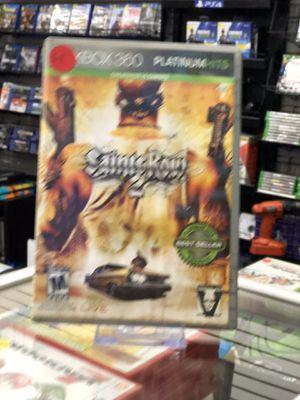 Saints Row 2 for the Xbox 360 for Sale in San Bernardino, CA