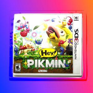 Hey! Pikmin (Nintendo 3DS) NEW - OPEN BOX for Sale in Mill Creek, WA