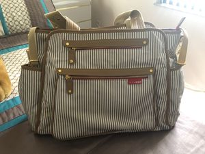Diaper bag skip hop excellent condition for Sale in Tampa, FL