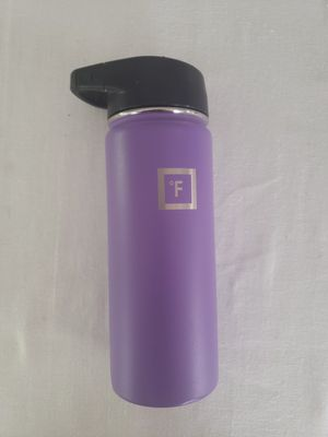 IRON FLASK 22 OZ WIDE MOUTH WATER BOTTLE/STRAW LID for Sale in Las Vegas, NV