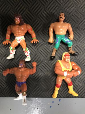 Vintage WWF / WWE Action Figures for Sale in Ceres, CA
