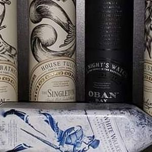 Game of Thrones scotch collection for Sale in Miami, FL