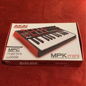 AKAI Profession MP3 Keyboard for Sale in Detroit, MI