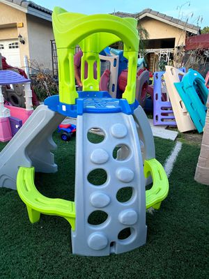 Step2 climber slide for Sale in Fontana, CA