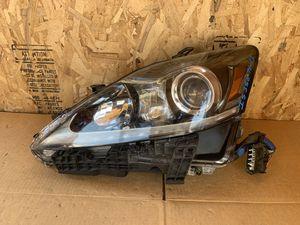 Headlight LEXUS IS 2006 2007 2008 2009 2010 2011 2012 for Sale in Wilmington, CA