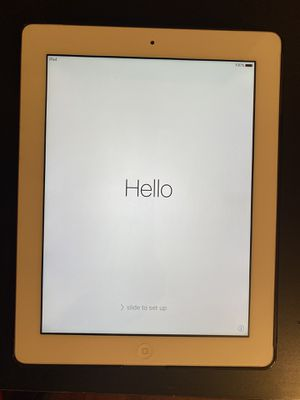 Apple iPad Generation 3 (2012) with case for Sale in Clermont, FL