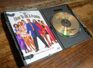 Def Jam's 'How to Be a Player' DVD in Original Case for Sale in Indianapolis, IN