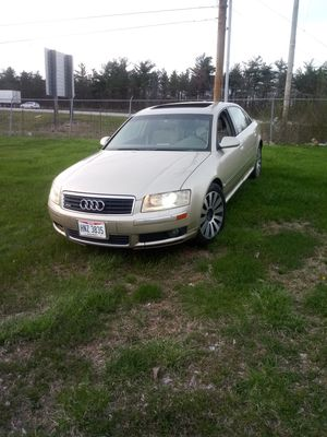 2004 audi a8 nice awd luxury for Sale in Columbus, OH