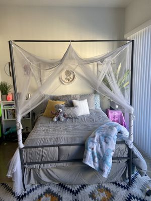3 month old bed & frame for Sale in Richmond, VA