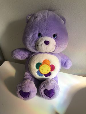 Talking toy staffed harmony Teddy bear for Sale in Miami, FL