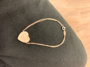 Tiffany and co RTT Heart Tag Bracelet for Sale in Temple City, CA