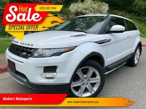 2014 Land Rover Range Rover Evoque for Sale in Kirkland, WA