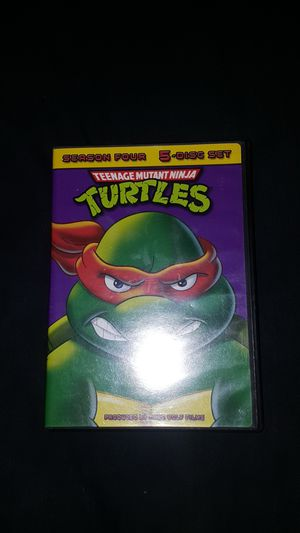 TMNT 5 disc collection for Sale in Arcadia, CA