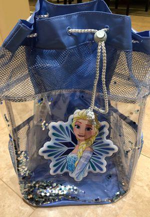 Brand New Disney Frozen backpack sparkles $7 for Sale in Irvine, CA