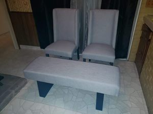 3pc accent chair for Sale in Fresno, CA