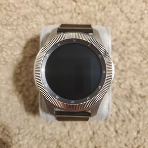 Samsung Galaxy Watch (46mm) Silver (4G Lte) (WITH ACCESSORIES) for Sale in Plano, TX