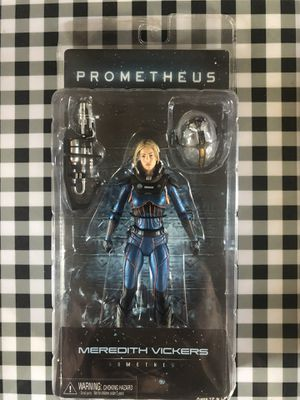 NECA Prometheus Meredith Vickers 7 inch figure for Sale in Lakewood, CA