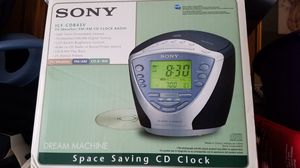 SONY SPACE SAVING CD PLAYER for Sale in Los Angeles, CA