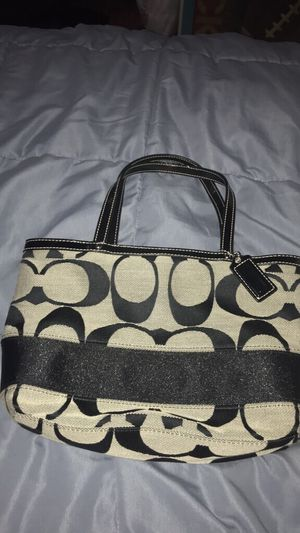 Authentic Coach Purse for Sale in Peoria, IL
