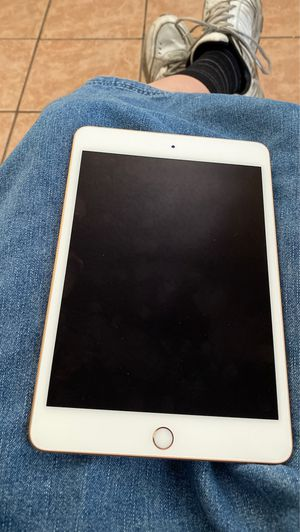 iPad mini 64GB. Rose Gold. Brand new for Sale in Longmont, CO