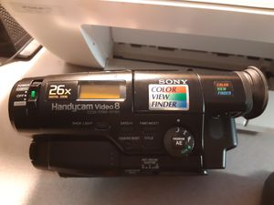 Sony Video Camera Recorder for Sale in Charlotte, NC