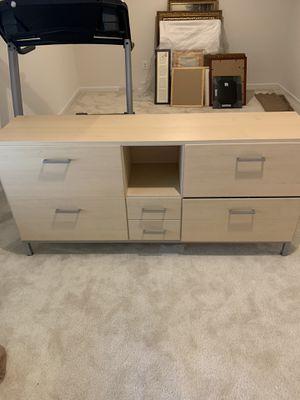 Beige Dresser for Sale in Stone Ridge, VA