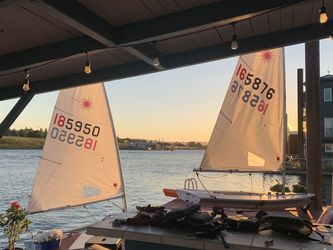 2 Laser Sailboats For Sale for Sale in Portland,  OR