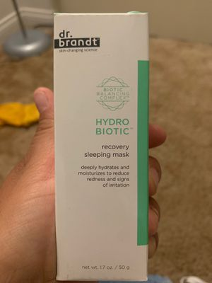 Dr. Brandt Hydrobiotic Recovery Sleeping Mask for Sale in Victorville, CA