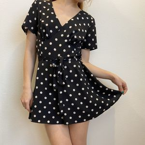 polka dot romper forever 21 size M for Sale in Los Angeles, CA