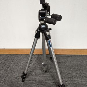 Manfrotto by Bogen Tripod with Head for Sale in San Francisco, CA