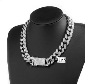 New 18 k white gold Cuban link chain for Sale in Orlando, FL