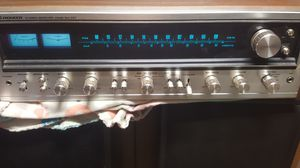 Vintage Pioneer Stereo Receiver for Sale in Guilford, IN
