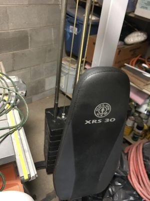 Golds Gym XRS 30 home gym for Sale in Pittsburgh, PA