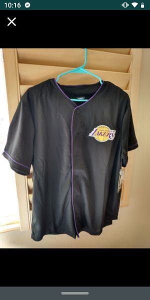 LAKERS JERSEY NUMBER 48 BRAND NEW!! BEST PRICED AND LOCAL PICK UP!! for Sale in Perris, CA
