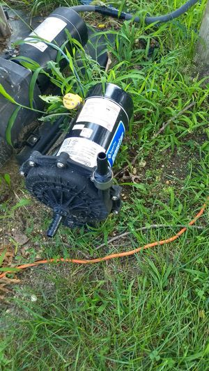 Booster pump for Sale in Jackson, NJ