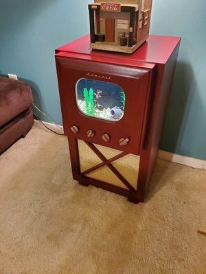 Restored 1950's Admiral TV Aquarium for Sale in Reisterstown, MD