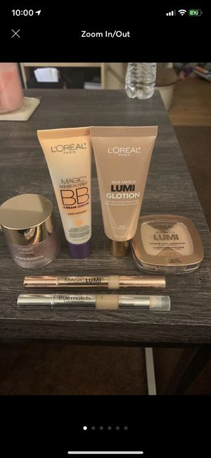 L'Oréal LUMI makeup set for Sale in Weymouth, MA