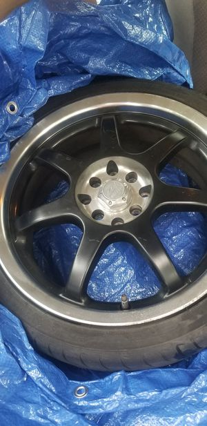205/40z r17 wheels for Sale in Auburn, WA