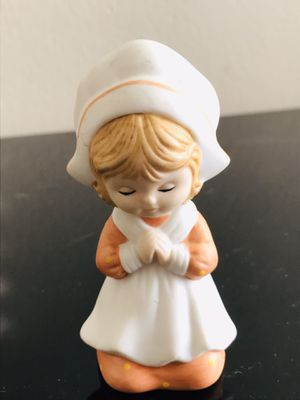 Lefton praying girl porcelain for Sale in Naperville, IL