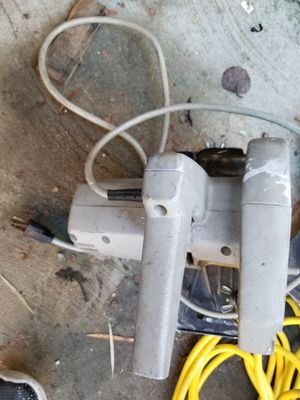 Black and decker saw for Sale in Fresno, CA