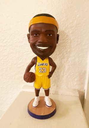 "blackfriday deals - Lebron James Bobblehead 10"" Christmas gift for Sale in Washington, DC"