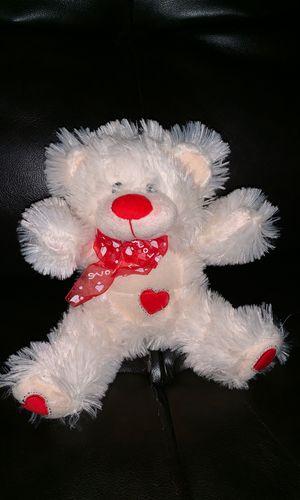White teddy bear for Sale in Miami, FL