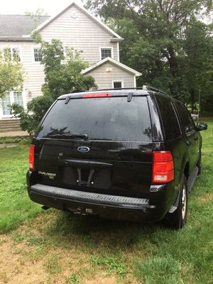 2004 FORD EXPLORER LIMITED for Sale in Milford, CT