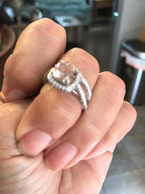Wedding ring set for Sale in Largo, FL
