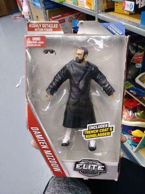 Damian Mizdow Wwe Mattel Elite Series 39 Brand New Action Figure for Sale in Dearborn, MI