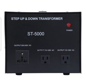 UP/DAWN INVERTER 5000 WATT, 110VOLT TO 220VOLT OR 220VOLT TO 110VOLT, HEAVY DUTY PROFESIONAL for Sale in La Verne, CA