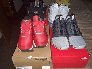 Men's Jordan's, men's Reebok all size 12&13 come get em for Sale in Butler, WI